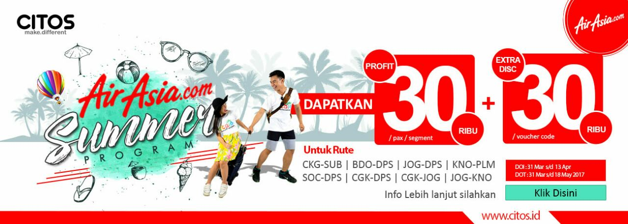 AIRASIA TBIZ Summer Program