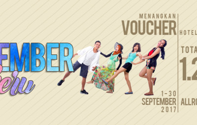 Voucher Maskapai Bulan September