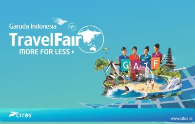 Garuda Indonesia Travel Fair 2018 di Ambarrukmo Plaza Yogyakarta - Citos Connection