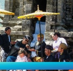 Ritual Potong Rambut Gimbal Di Dieng Culture Festival Tahun 2018 - Citos Connection